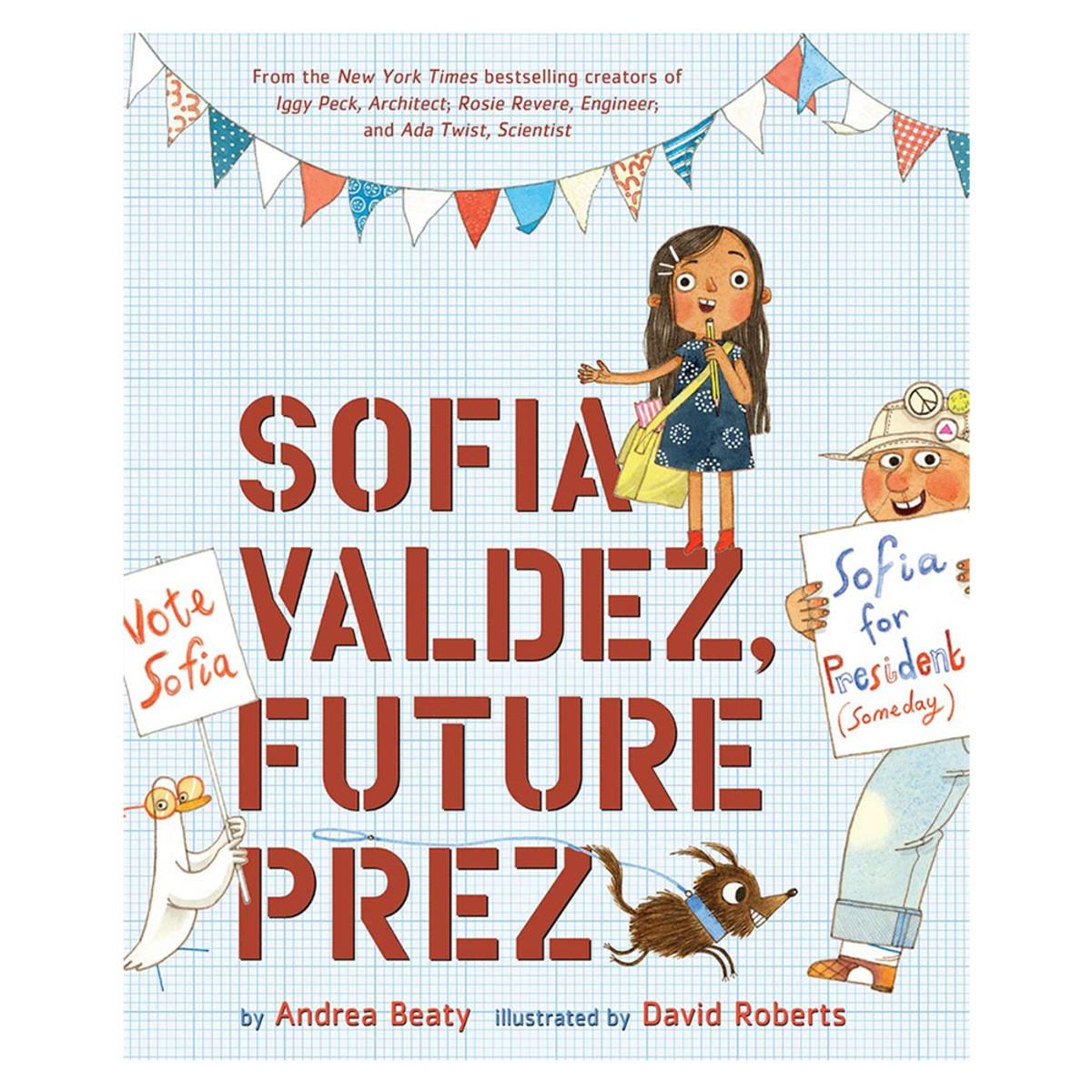 Sofia Valdez, future prez  image cover