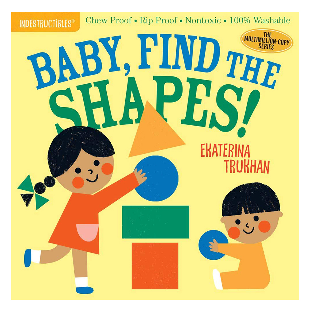 Baby Find the Shapes