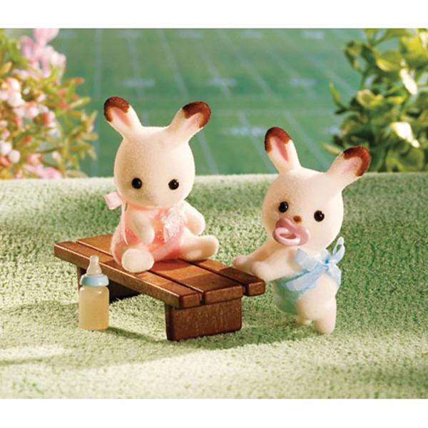 Calico Critters Hopscotch Twins