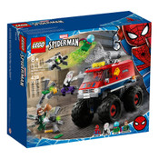 LEGO Super Hero Spider Man's Monster Truck vs Mysterio