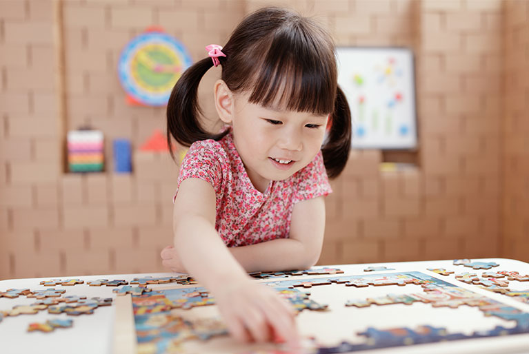 Puzzles for Little Kids aged 5 to 7